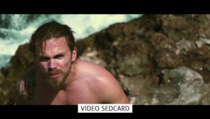 Video Sedcard Model male