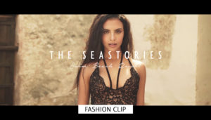 The Sea Stories Fashion Clip
