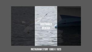 Instagram Story Bildformat