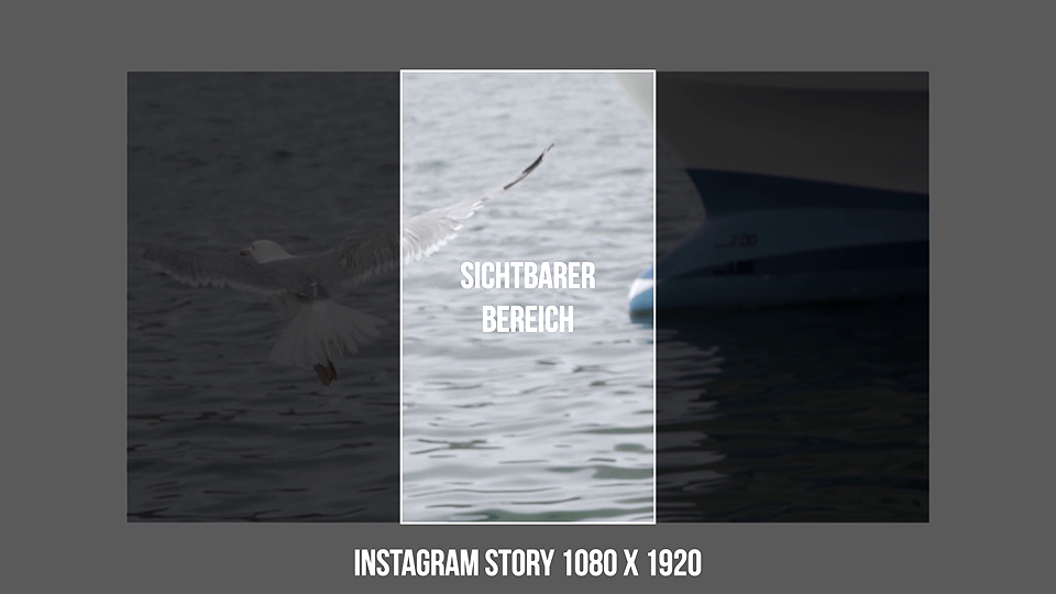 Instagram Story Format